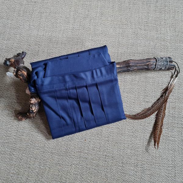Hakama aus Baumwoll-Stoff